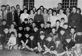 "Photo:""Then"" 4th Rochford Cubs 1957"