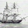 HMS Beagle at Paglesham