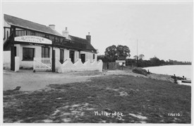 Photo: Illustrative image for the 'Hullbridge Postcards (8)' page