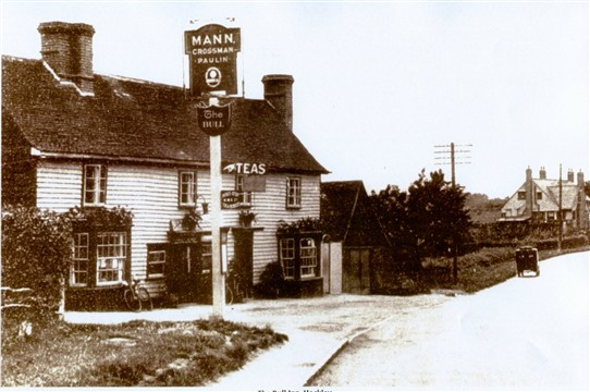 Photo: Illustrative image for the 'Bull Inn, Hockley' page