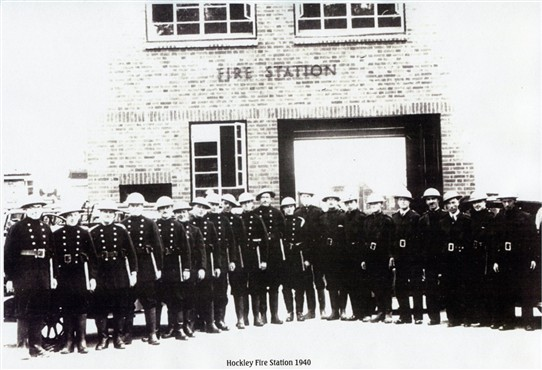 Photo: Illustrative image for the 'Hockley Fire Station' page