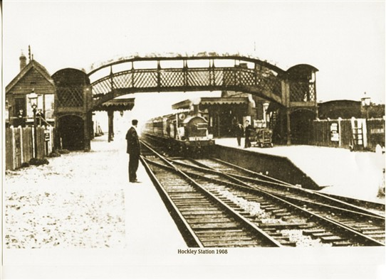 Photo: Illustrative image for the 'Hockley Train Station' page