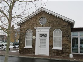 Photo:Workhouse Chapel