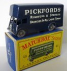 Photo: Illustrative image for the 'Lesney Matchbox in Rochford' page