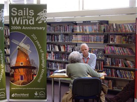Photo: Illustrative image for the 'Audio Recordings from Sails in the Wind exhibition' page