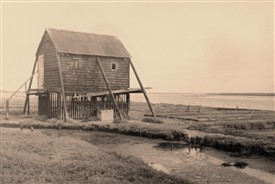 Photo: Illustrative image for the 'Shed of Stilts (Watch House), Paglesham' page