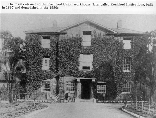 record of births in rochford hospital