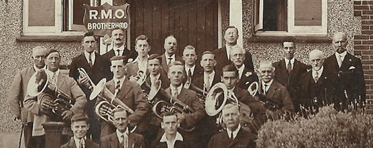 Photo: Illustrative image for the 'Brass Band - Rayleigh British Legion' page
