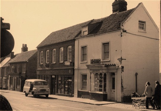 Photo: Illustrative image for the 'South Street, Rochford' page