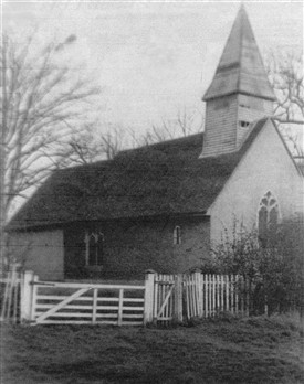 Photo: Illustrative image for the 'Shopland Church' page
