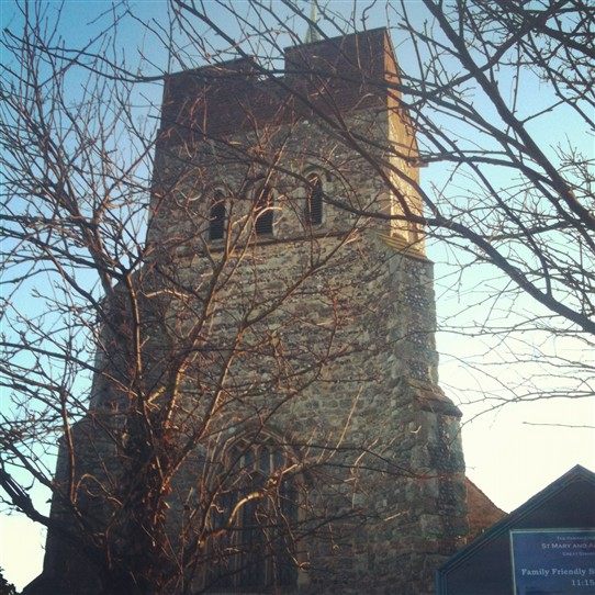 Photo: Illustrative image for the 'St. Mary and All Saints' Church, Stambridge' page