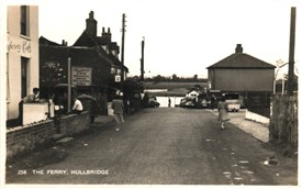 Photo: Illustrative image for the 'Hullbridge Postcards (3)' page