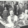 Retirement of Nurse Millard 1971
