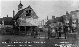 Photo: Illustrative image for the 'Rochford Market' page