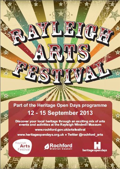 Photo: Illustrative image for the 'Rayleigh Arts Festival 2013' page