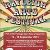Page link: Rayleigh Arts Festival 2013